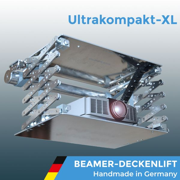 "Beamerlift Deckenlift Projektorlift ""Ultrakompakt-XL Reihe"" X-Lift"